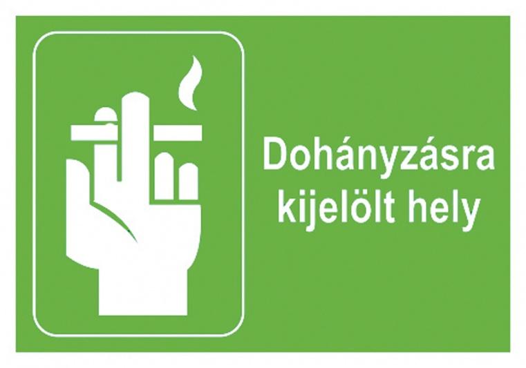 hogyan kell felszerelni a dohányzóhelyet